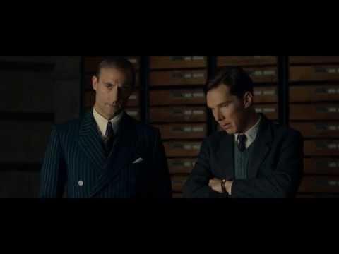 THE IMITATION GAME - Clip #2 - Alan Turing meets Joan Clarke