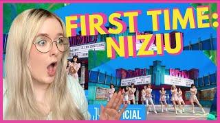 First Time Reacting to NiziU - Make You Happy MV Reaction | Hallyu Doing