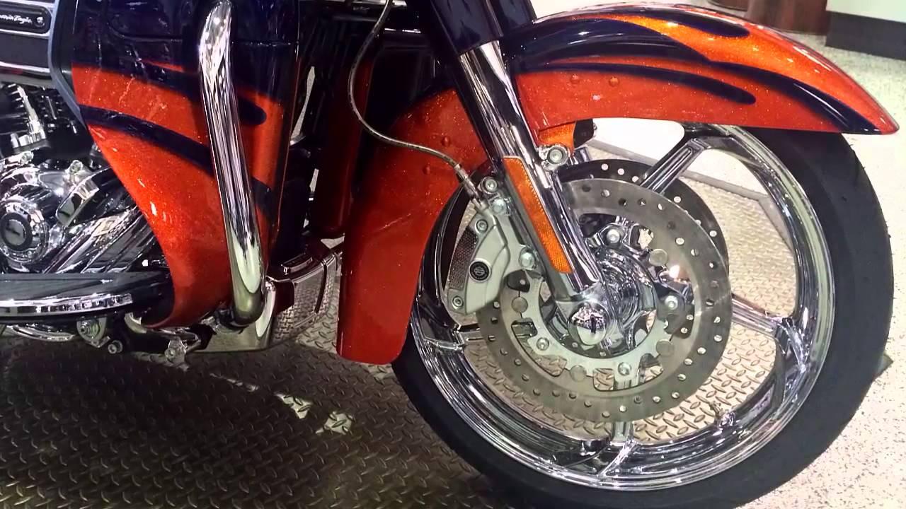 2015 Harley Davidson® CVO Street Glide Review in Orange County CA (949)  727-4464 Blue Lava