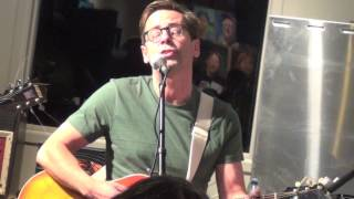 "Nick Heyward: ""Blue Hat For a Blue Day"" @ Jones Coffee!"