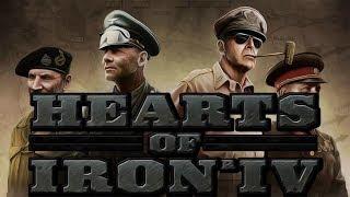 Hearts of Iron IV - Управление армией; Генералы и приказы.