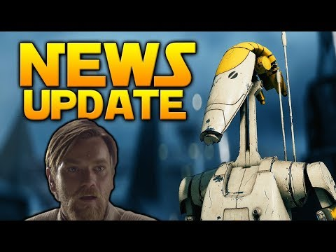 NEWS UPDATE: Developer Video Recorded Today, Roadmap V3 incoming & More - Battlefront 2