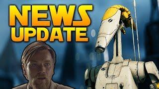 NEWS UPDATE: Developer Video Recorded Today, Roadmap V3 incoming & More - Battlefront 2