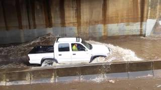 Goodwood Road Underpass floods