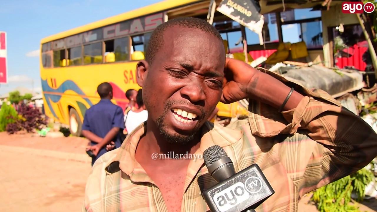 Download Fundi wa Basi aelezea lilivyofeli breki mpaka kugonga ofisi na kuua