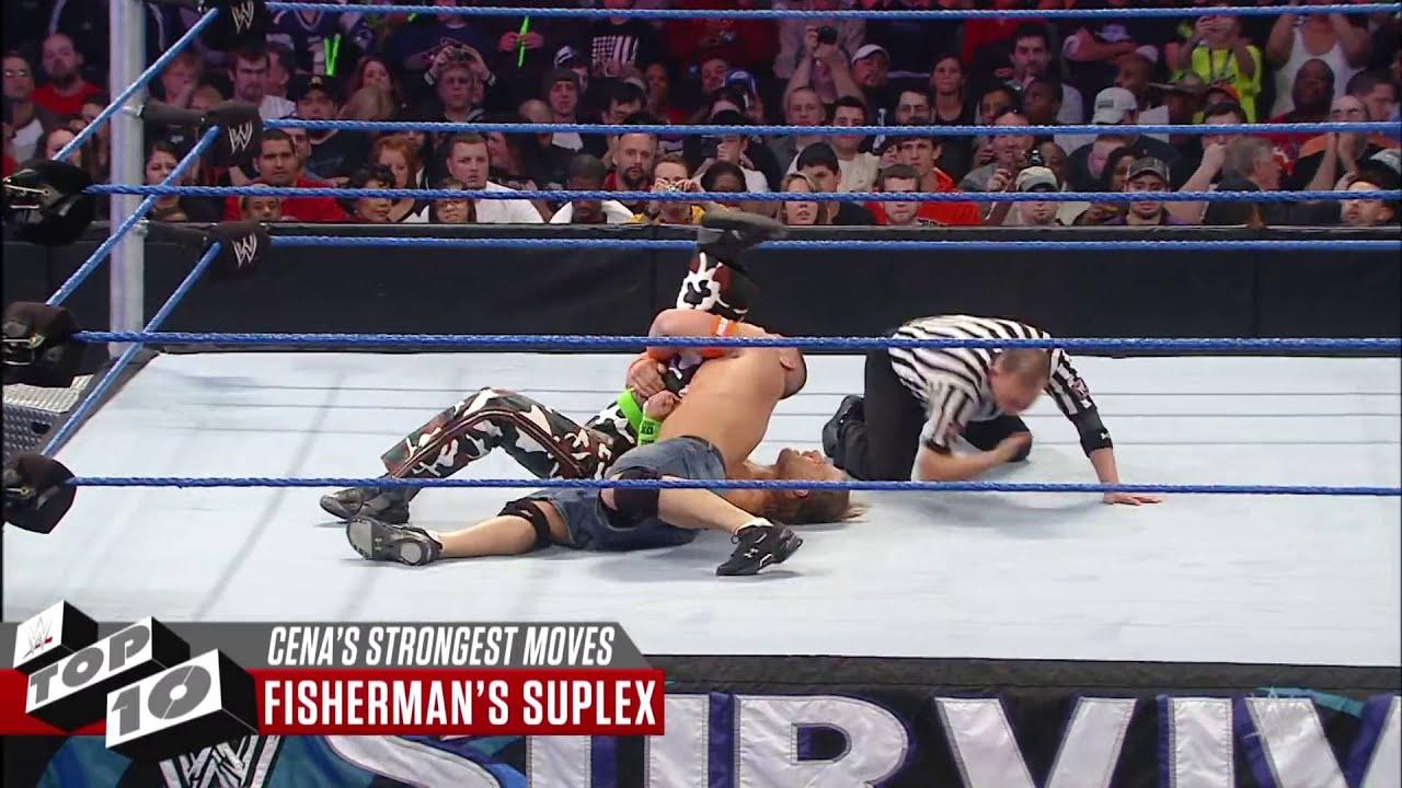 Download John Cena's Strongest Moves: WWE Top 10
