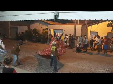 Reis de bumba meu boi em Carinhanha-ba