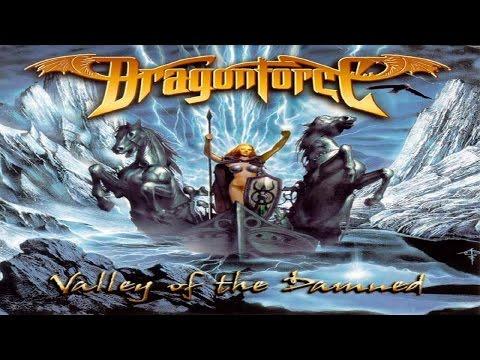 DragonForce - Disciples Of Babylon   Lyrics on screen   HD