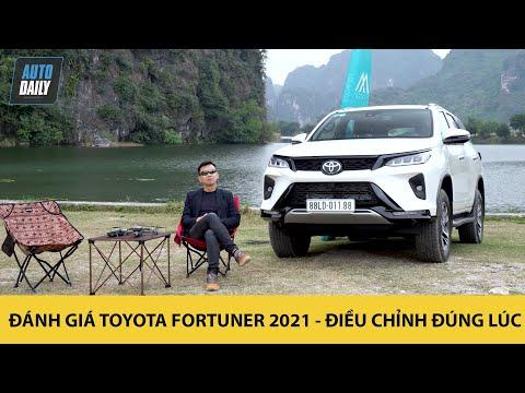 Đánh giá Toyota Fortuner 2021 - Điều chỉnh đúng lúc |Autodaily.vn|