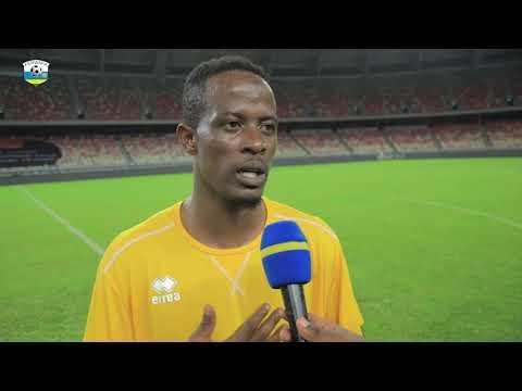 Twiteguye gutsinda Cameroon kugirango tujye muri AFCON 2022, MAshami na Haruna