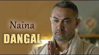 Naina Full Song Dangal Movie Live Performence
