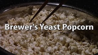 Brewer s Yeast Popcorn Recipe | VEDA 2015