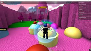 ROBLOX CANDY OBBY (SERIES 2 episode 10)