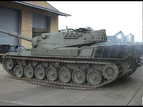 Leopard 1 Workout