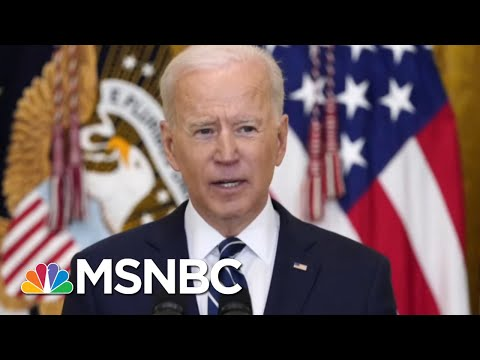 Study: Trump Likely Cost The U.S. 400k Excess Covid Deaths   All In   MSNBC