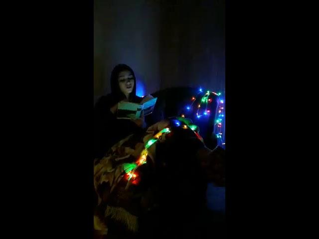 Изображение предпросмотра прочтения – ВикторияПташкина читает произведение «ДОБРОТА» Э.А.Асадова