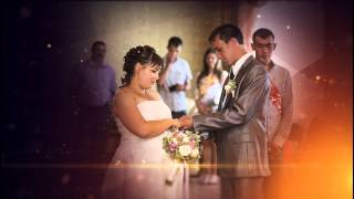 свадебное слайдшоу 2015