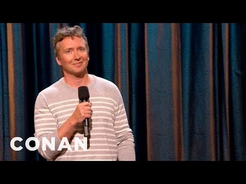 Chad Daniels Stand-Up 06/19/12 - CONAN on TBS