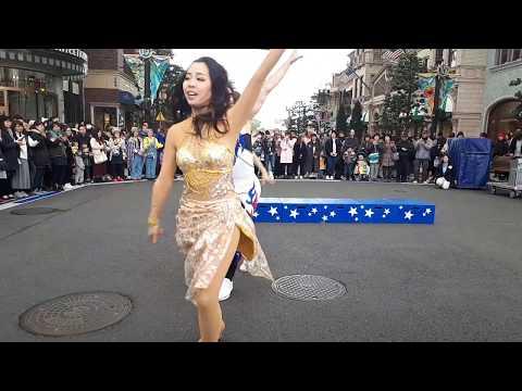 Universal Studios Osaka Japan Street Performance Video in HD