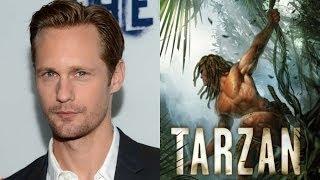 TARZAN Movie Sets Cast & Release Date