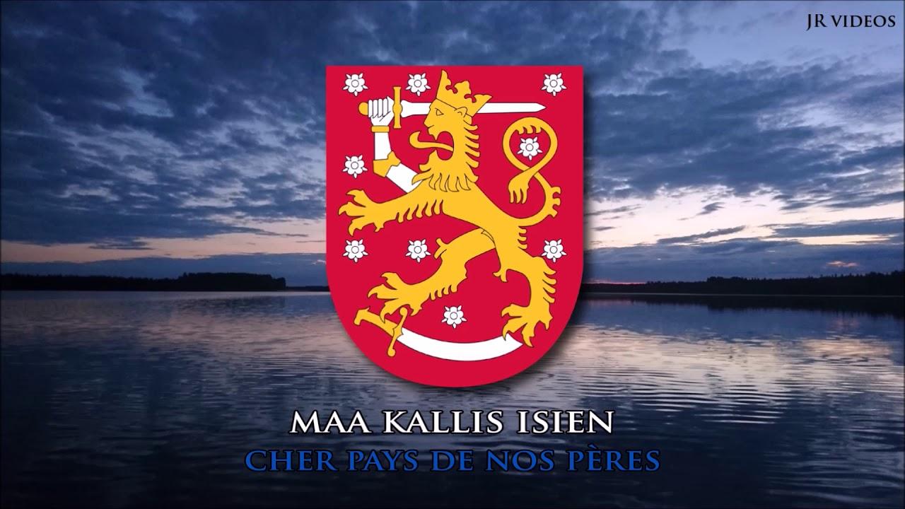 hymne national finlandais