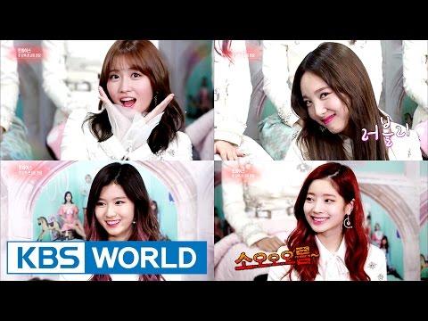 Entertainment Weekly | 연예가중계 - TWICE, Sung Jun, Ko Soyoung [ENG/中文字幕/2017.02.27]