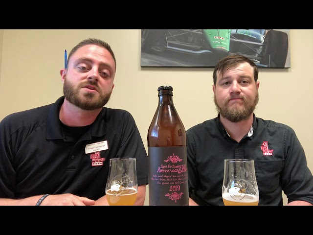 Burn Em Anniversary Ale (Kettle Soured Imperial Gose)