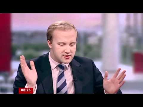 BBC Breakfast - Interview with William Hanson on Saying Thank You