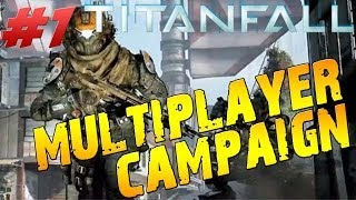 Titanfall Campaign: The Refueling Raid (1080p Titanfall PC Campaign Gameplay)