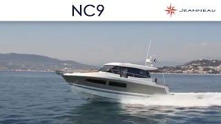 Jeanneau NC9 - By BoatTest