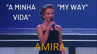 """""""MY WAY"""" by Amira & Friends (Comme d"""