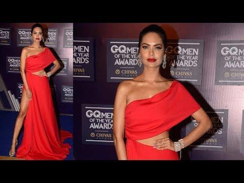Esha Gupta At GQ Men Of The Year Awards 2017