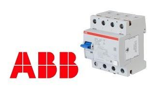 устройство защитного отключения ABB F204 / Элта ЛТД