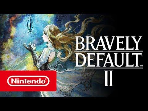 Bravely Default II - Ankündigungstrailer (Nintendo Switch)