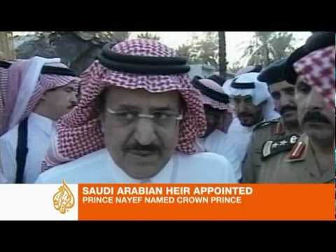 Saudi king names interior minister as crown prince