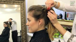 5 Quick & Easy Hairstyles | Hairstyle Tutorial