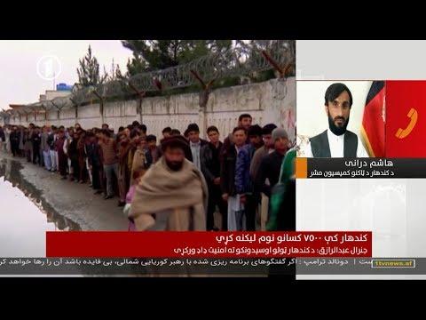 Afghanistan Pashto News 19.04.2018 د افغانستان خبرونه