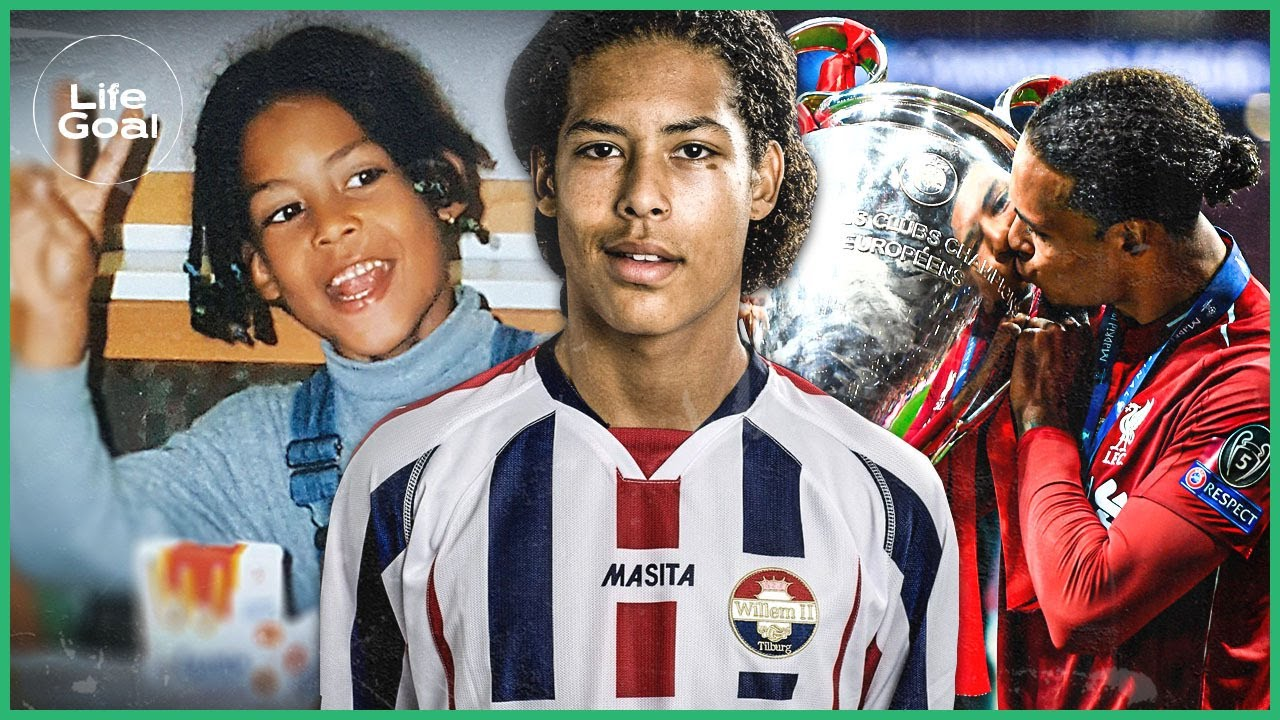 Download If you've thought about giving up, watch Virgil Van Dijk's life story | Life Goal