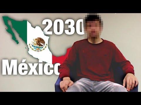 Viajero en el Tiempo Del Año 2030 Revela el Futuro de México