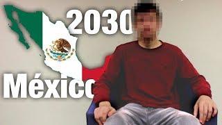 Viajero en el Tiempo Del Ano 2030 Revela el Futuro de Mexico