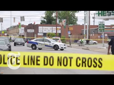 Coping With Baltimore's Murder Rate | The New York Times