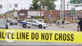 Coping With Baltimore's Murder Rate   The New York Times
