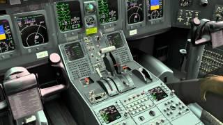X-Plane 10 [HD] Weltumrundung Flug 1 (part1/3) (deutsch)