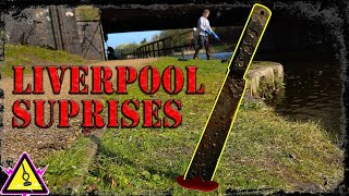 Magnet Fishing - More Suspicious Finds in Liverpool
