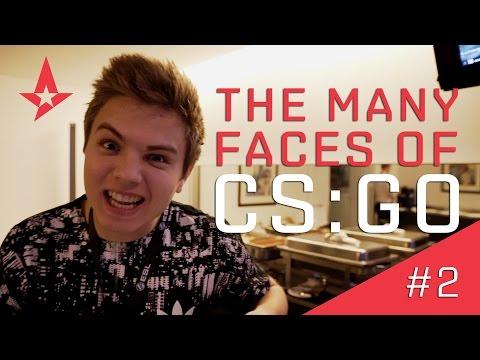The Many Faces of CS:GO #2