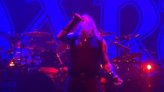 Скачать Amon Amarth One Thousand Burning Arrows Live In St Petersburg Russia 30 08 2017