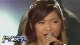 Charice sings 'One Moment in Time' on ASAP Mp3