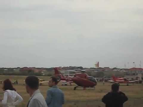 Odessa Air Festival 2012 Старт вертолета