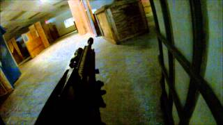 """Combat City CQB Airsoft: """"Up So High"""" - Feat. Team Rogue"""