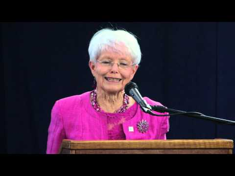 2016 Pride of the Peake Honoree Speeches